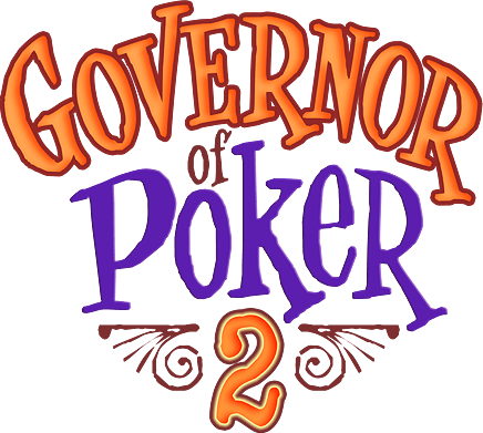 Governor of Poker 2 logo
