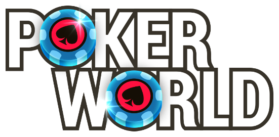 Poker World Logo