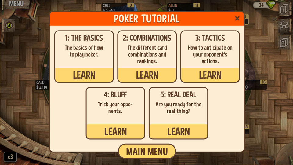 Learn How to Play Poker Games - No.1 Betting Guides ...